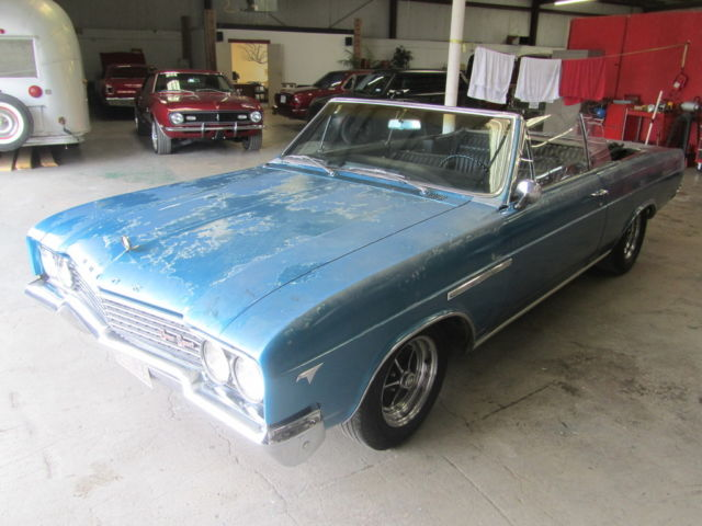 1965 Buick Skylark GS CONVERTIBLE PROJECT