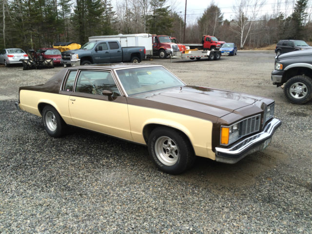 1979 Oldsmobile Eighty-Eight Holiday Coupe
