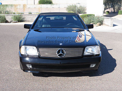 1990 Mercedes-Benz Other 300 Series 2dr Coupe 300SL 5-Speed