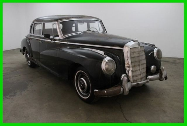 1954 Mercedes-Benz 300-Series Adenaur