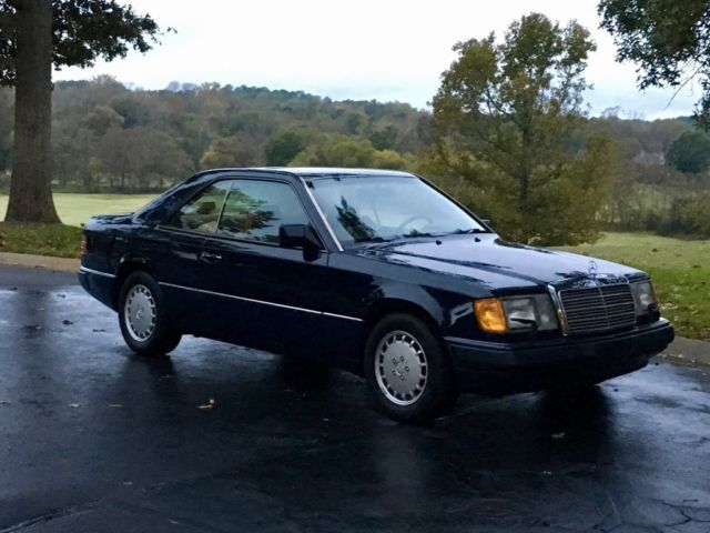 1991 Mercedes-Benz 300-Series Coupe