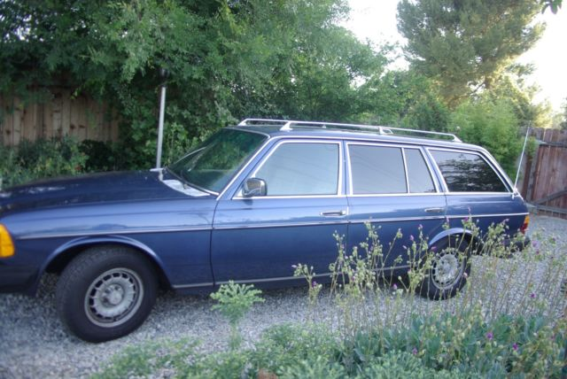 300td mercedes estate wagon w manual 4 speed transmission rare rh topclassiccarsforsale com 1980 Mercedes 450SEL 1980 Mercedes- Benz