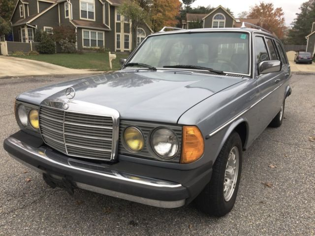 1982 Mercedes-Benz 300-Series 300TD WAGON ONE OWNER GARAGED WELL MAINTAINED