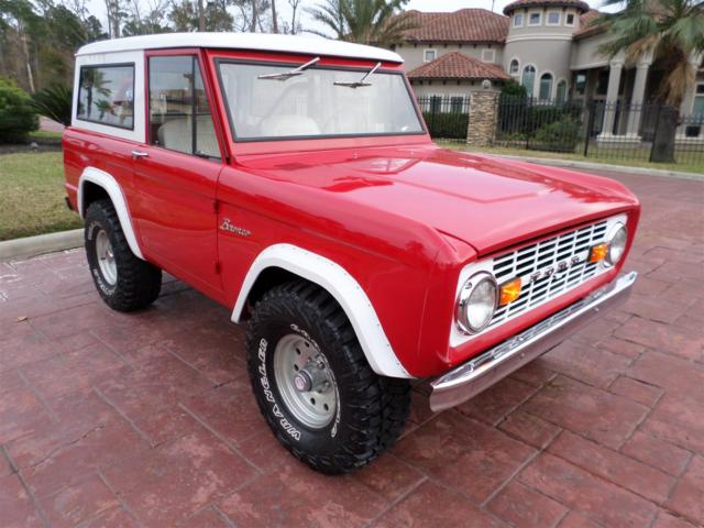 1970 Ford Bronco FREE SHIPPING!