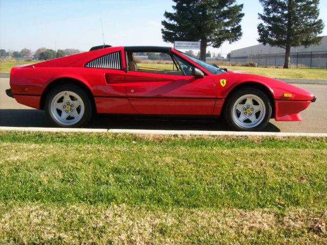 308 Gts Euro Car Not For Sell In California Only Out Of State Buyers