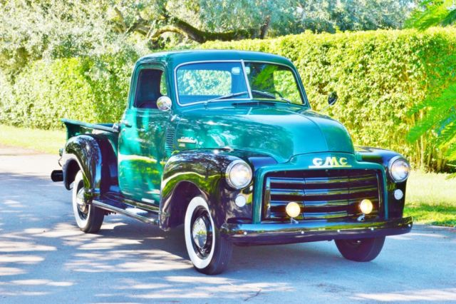 1950 GMC Other 2 Door Pickup Truck