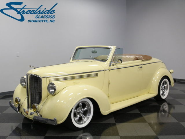 1938 Dodge D8 Convertible Coupe
