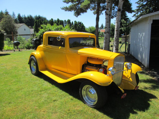 32 Chevy Coupe Classic Beauty For Sale Photos