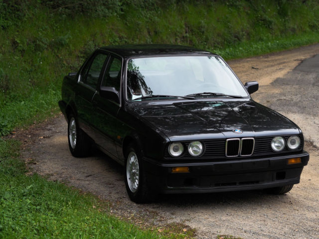 1988 BMW 3-Series 320is