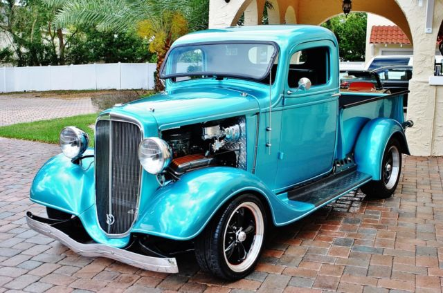 1936 Chevrolet Other Pickups Stunning Restoration Must See