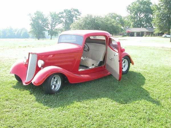 1934 Ford Other 3 Window Coupe