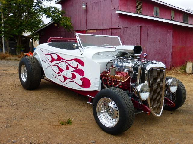 1934 Ford Roadster Hot Rod Hot Rod