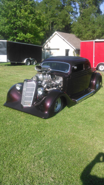 1935 Ford pro street coupe