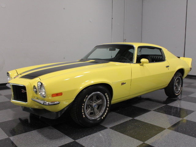 1973 Chevrolet Camaro Z/28 RS