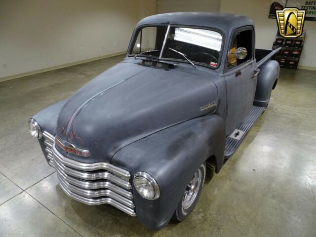 350 cid v8 1951 chevrolet 3100 truck 350 cid v8 th350 for sale photos technical specifications. Black Bedroom Furniture Sets. Home Design Ideas