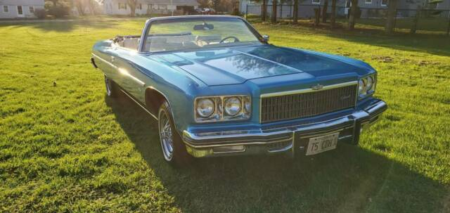 100+ 1975 Chevy Caprice Convertible For Sale Craigslist