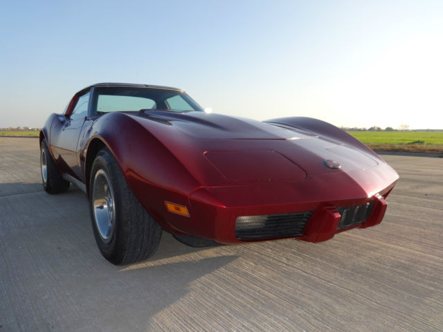 1975 Chevrolet Corvette Stiingray Coupe