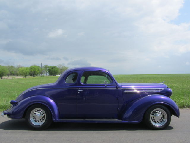 1937 Dodge DODGE BROTHERS     mopar chrysler plymouth STREET ROD COUPE