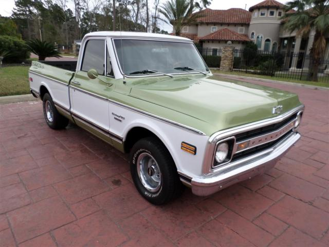 1970 Chevrolet C-10 FREE SHIPPING!