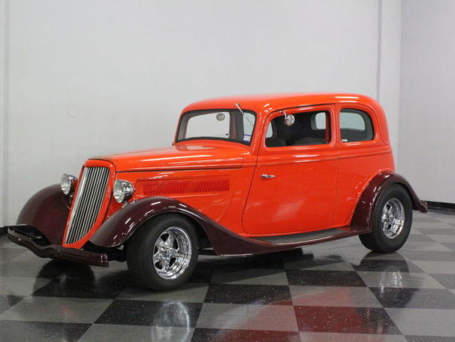 1933 Ford Model A Vicky