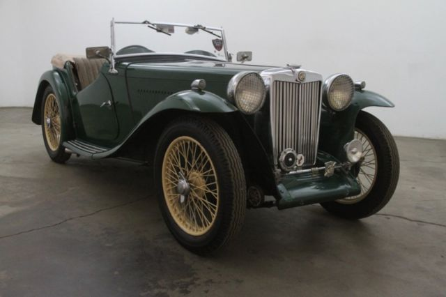 1936 MG Other Roadster