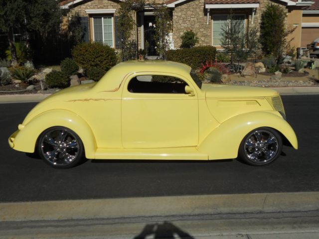 1937 Other Makes 37 Ford Coupe