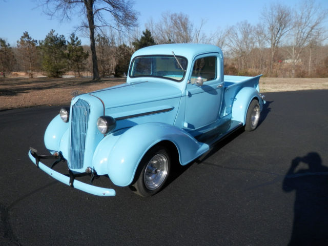 1937 Plymouth Other STREET ROD