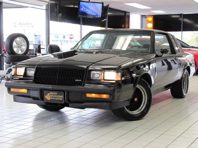 1987 Buick Grand National Grand National 3.8L Turbo GNX Wheels