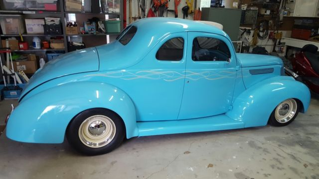 1939 Ford tudor coupe