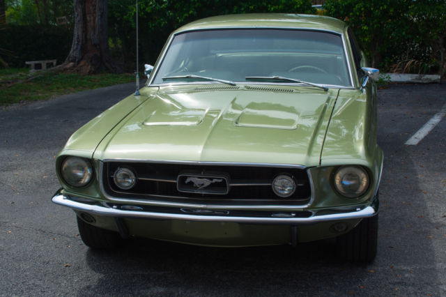 1967 Ford Mustang 390