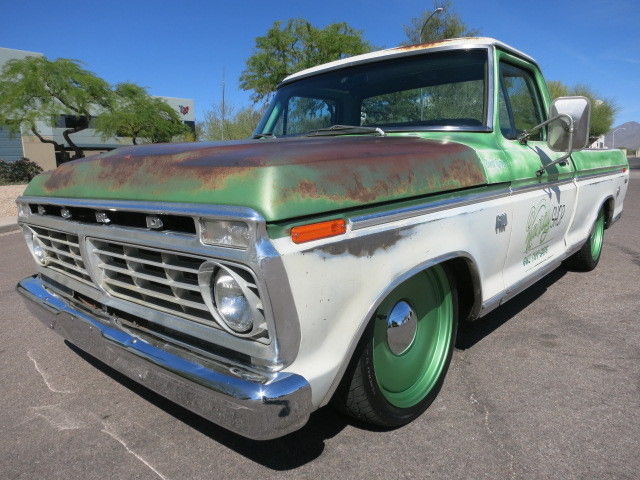 1973 Ford F-100 F100 Ranger Short Bed