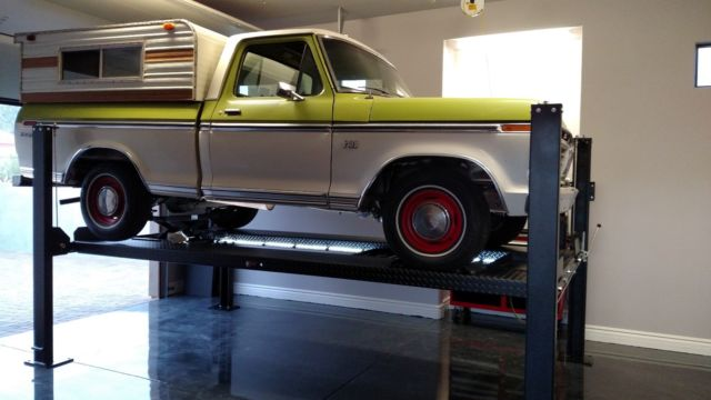 1975 Ford F-100 F100 Ranger Short Bed
