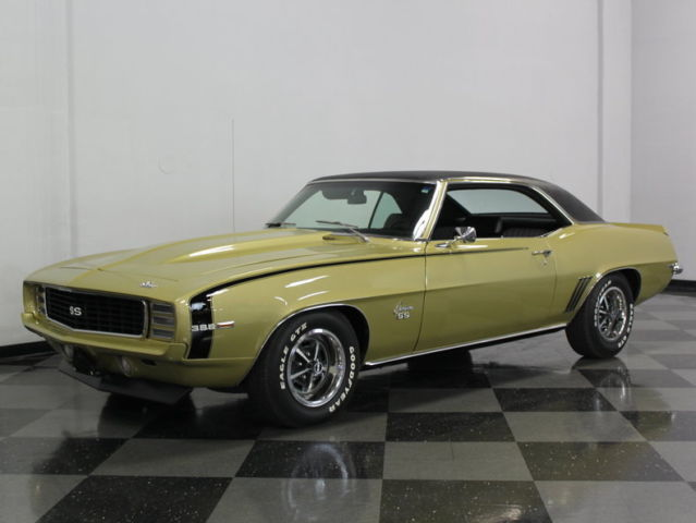 1969 Chevrolet Camaro RS/SS 396