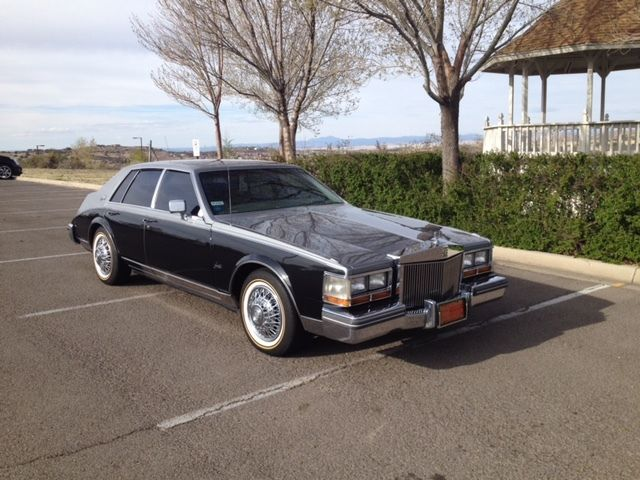 1980 Cadillac Seville SERVILLE