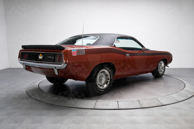 1970 Plymouth Barracuda AAR CUDA 340 SIX PACK
