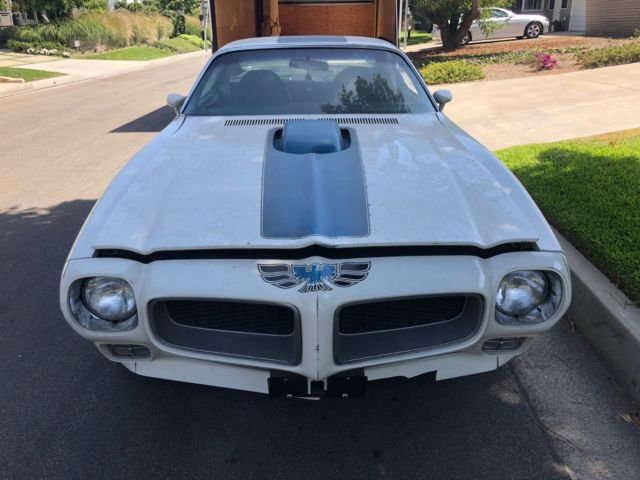 1972 Pontiac Trans Am fire bird trans am