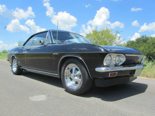 1966 Chevrolet Corvair CORSA LOW RESERVE MUST GO ...................