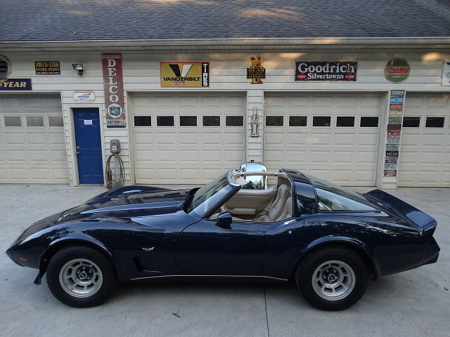 1979 Chevrolet Corvette T TOP