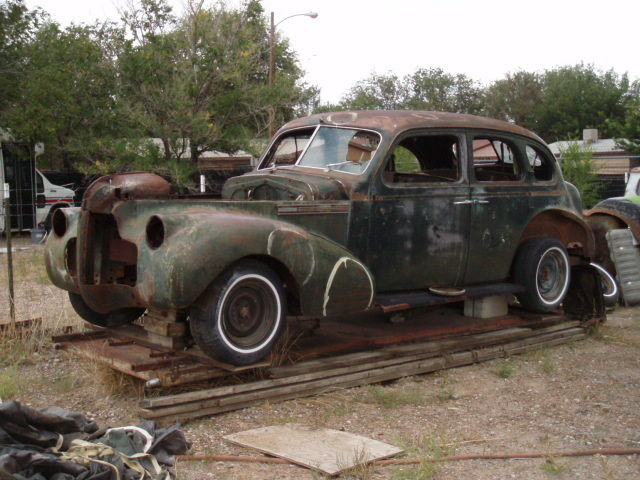 1940 Buick 80 Limited