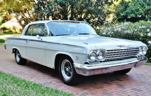 1962 Chevrolet Impala Best restored to be found everything new