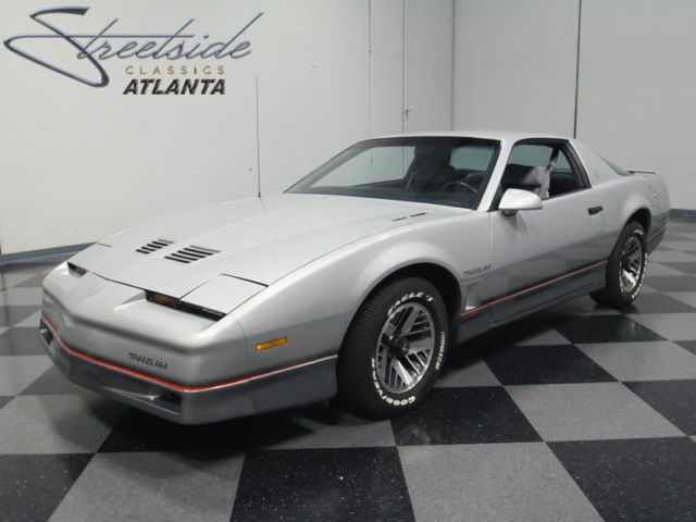 1985 Pontiac Firebird Trans Am Coupe 2-Door