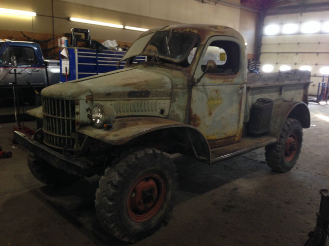 Dodge Wc For Sale >> 41 Dodge Wc 1 2 Military Pickup For Sale Photos Technical