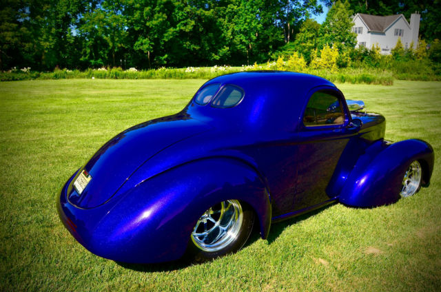 41 WILLYS PRO STREET COUPE for sale: photos, technical ...