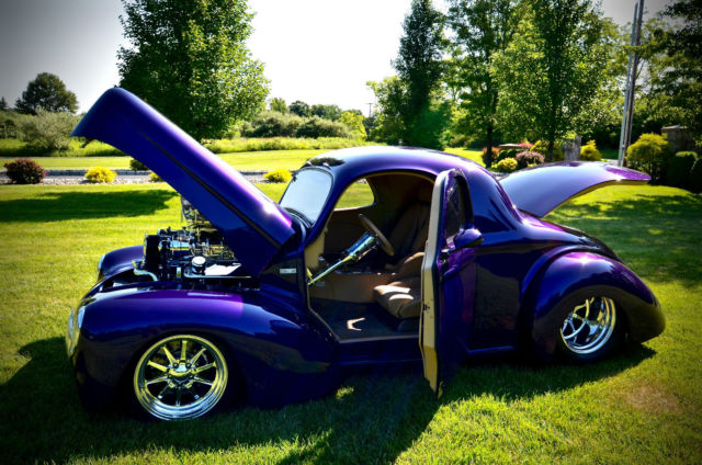 Willys Pro Street Coupe
