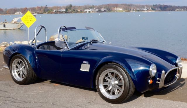 1965 Shelby AC Cobra Factory 5 Racing MKIV