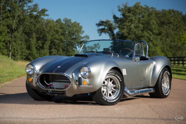 How To Differentiate Between Factory 427 Shelby Cobras And