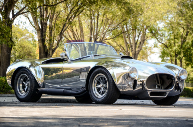 1965 Shelby 427 kirkham shelby 427 cobra