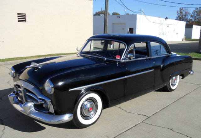 1952 Packard 200 CAVALIER 4-DOOR SEDAN