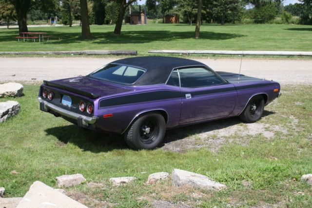 1973 Plymouth Barracuda 440 SIX PACK