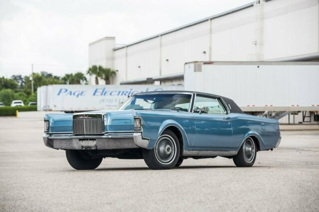 1969 Lincoln Mark Series --